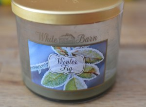 Winter fig Bath and Body Works