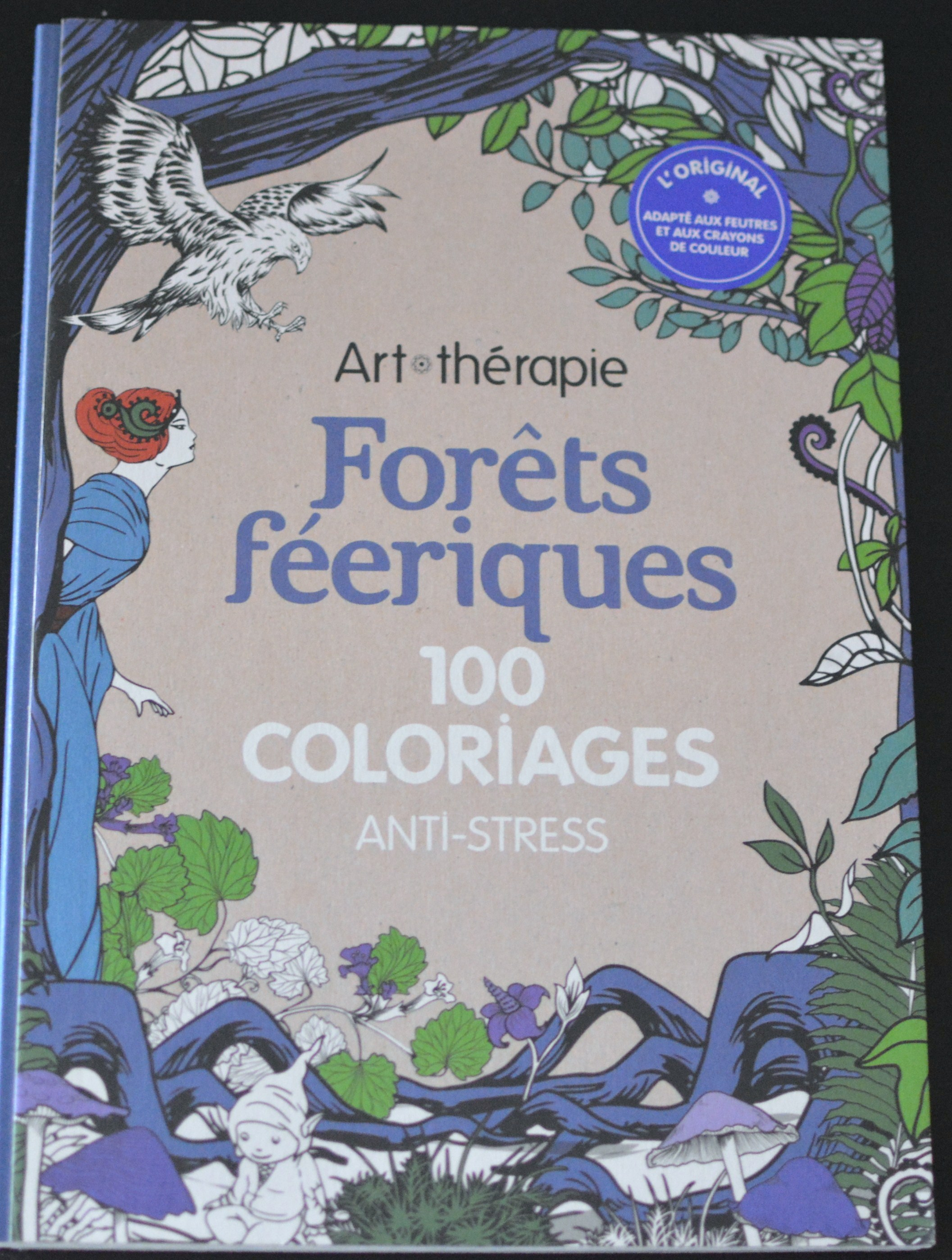 Livre De Coloriage Adulte Light Smell