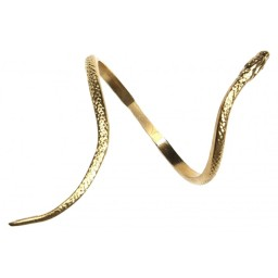 bracelet-serpent-dore