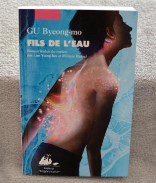 Fils de l'eau, Editions Philippe Picquier