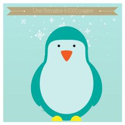Une Semaine à 1000 pages Chez le Pingouin Vert