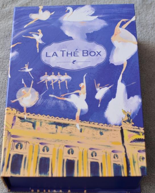 La Thé Box : Le Lac des cygnes