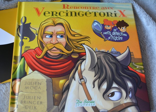Rencontre avec Vercingétorix, De Borée