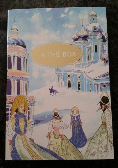 Le Bal des Tsarines (La Thé Box)