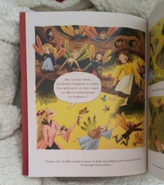 Illustration Imelda et leroi des gobelins