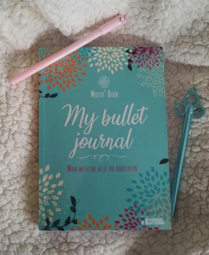 My bullet journal, mon meilleur allié du quotidien