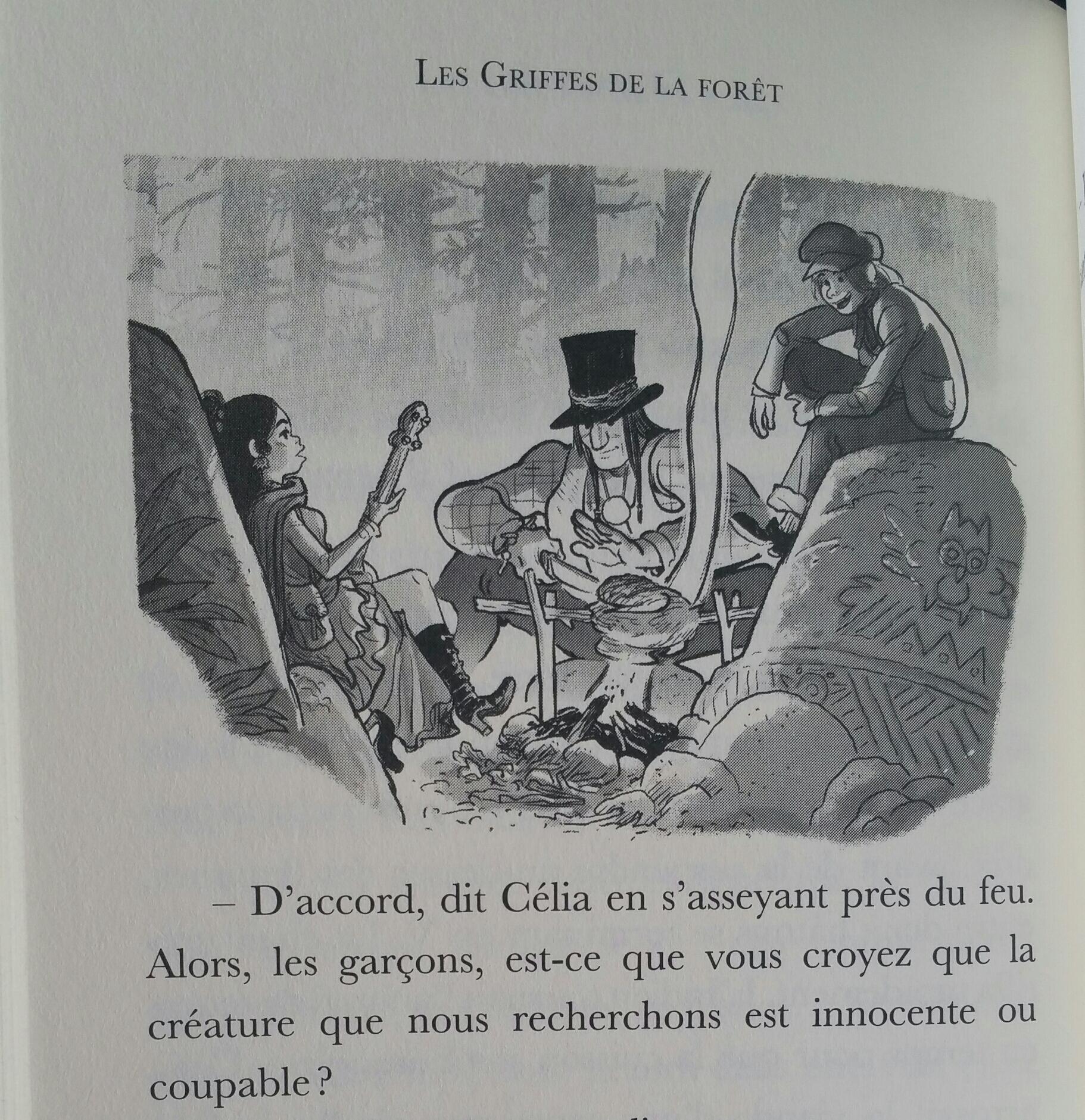 L'Agence Pendergast, tome 4 : Les Griffes de la forêt, Christophe Lambert