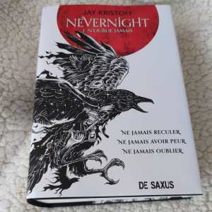Nevernight, Collector De Saxus