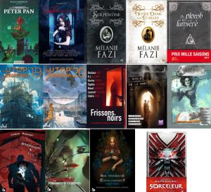 Anthologies nouvelles - Projet Ombre 2021