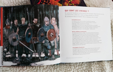 Vikings, documentaire