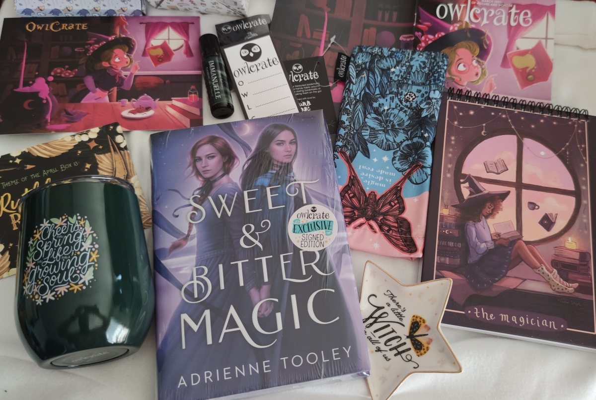 Owlcrate Of witches and wonder