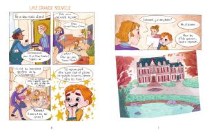 Côme et le Fantôme illustration